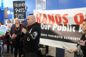 Rebel Hanlon - CFMEU reaffirming GREENBAN on 32 ha Fleet Street Heritage Precinct